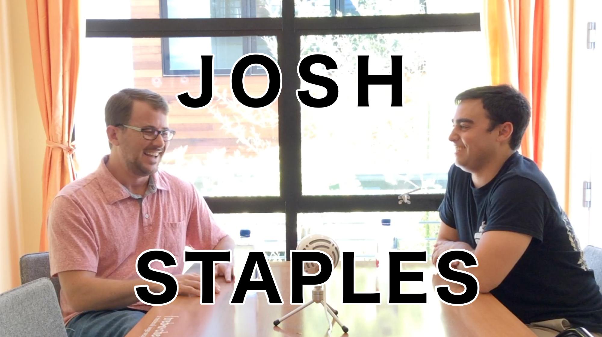 Josh Staples, Solutions Engineer