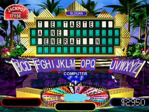 Wheel of Fortune for PC