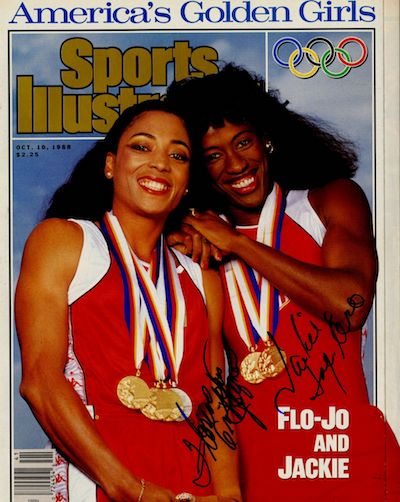 Flo-Jo and Jackie