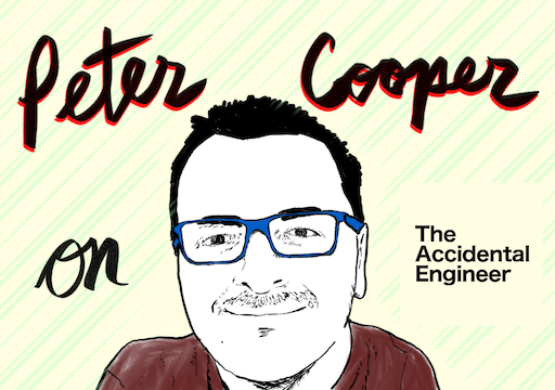 Peter Cooper, Founder @ Cooperpress