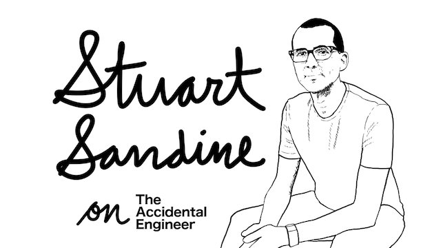 Stuart Sandine, Independent Software Consultant