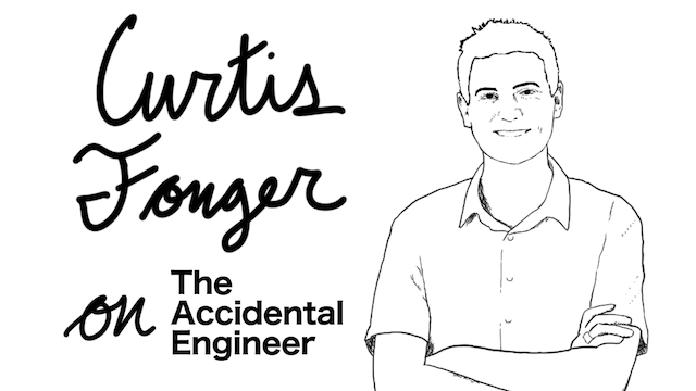 Curtis Fonger, Engineering Manager @ Google